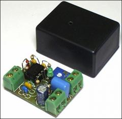 The simple filter for NM2115 subwoofer