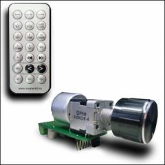 Motorized 2-channel regulator (2 x 100 kOhm) KIT