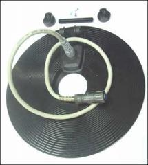 Metal detector coil printing NM8044