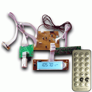 MP2203 - Multimedia microsystem: AM, FM, USB, SD,