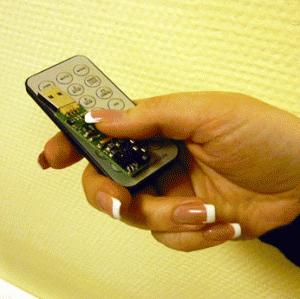 MA901 - USB - FM radio with a remote control panel