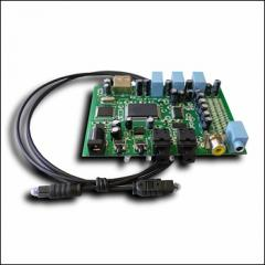 Digital 5.1 Dolby Pro Logic, KIT MP1251 DTS