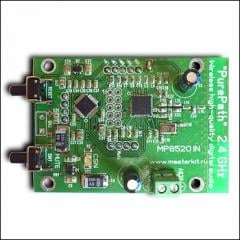 The transmitter - 2,4 GHz of KIT MP8520T PurePath