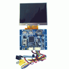 Color 3.5' TFT-LCD MP29035M video recorder