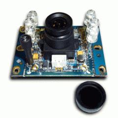 Color CCD KIT MP1900 camera