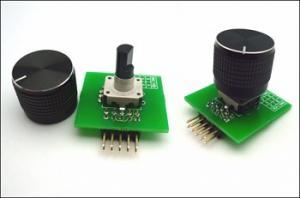 Arduino valkoder of MP1093