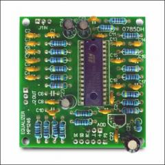Arduino MP1246A equalizer