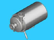 Food pump, centrifugal (PTs-160S).