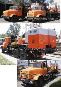 Цементувальні гідророзривні агрегати АЧФ-700
