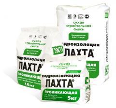 """Lahta the getting waterproofing"""" Kryvyi"""