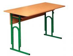 School desk nursery adjustable