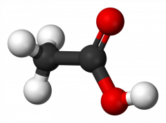Food acetic acid (vinegar)
