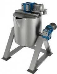 Color cooker. Equipment for the food industry.