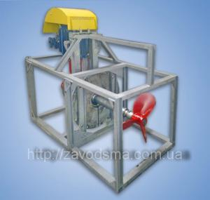 MIXER FOR OIL PRODUCTS