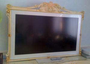 Рамы интерьерные для телевизора плазменного. Киев