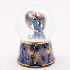Снежный шар Ангел рождества