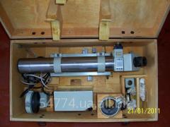 Autocollimators AKU-0,2; AK-0,2U, etc.