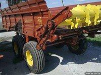 Машина для внесения органических удобрений РОУ-6