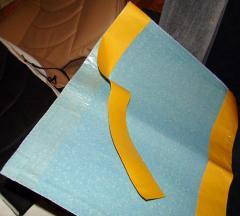 Широкоформатный акриловый клей
