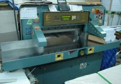 One-knife guillotine of Feida FD-780