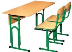 Столы ученические, парты, столы