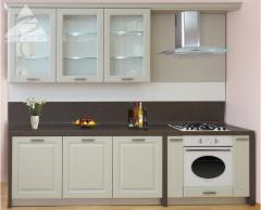 Кухня из мдф покрытого плёнкой RENOLIT (Кухни из