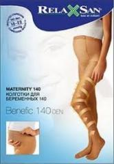 Compression tights for pregnant women 70den