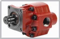 The pump gear iso4, spare parts for special equipmen