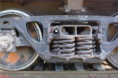 Suspension bracket roller lower 18.30.047
