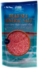 Salt for foot baths