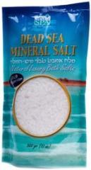 Natural salt of the Dead Sea