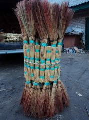 Sorghum broom 2nd grade