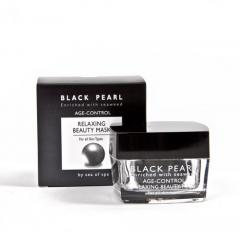 "Relaksiruyushchy mask of beauty ""BLACK"