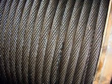 Cargo ropes on tower, automobile, caterpillar,