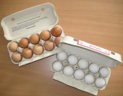 Яйца куриные  Яйце кур.КоКо-Фаберже