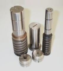 The tool for coordinate and penetrative press of