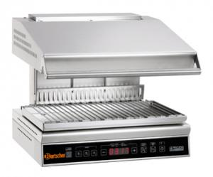 Grill salamander electric fast warming up of