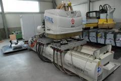 Обрабатывающий центр с ЧПУ Busellato jet 2000