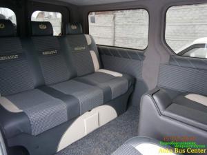 Автомобильный диван Medium