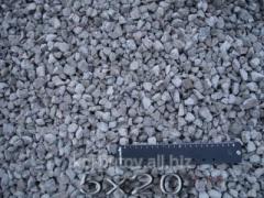 Buy macadam Kiev, fraction 5-20, delivery of