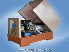 Power plant of TBS-10/1 electrostart or board of