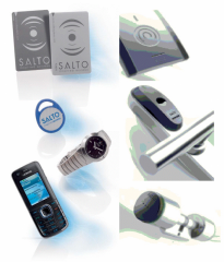 Control and management systems for access of SALTO
