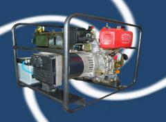 KDP-20E motor-pump