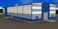 Морозильные склады 500-10 000 м³ под ключ по...