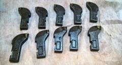 Cutters for earthmoving machines