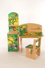 Set of children's furniture Africa