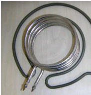 TENY (tubular electric heaters) water