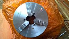 Патрон токарный 7100-0035,  250мм