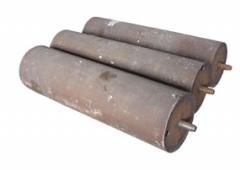 Катки для уплотнения грунта