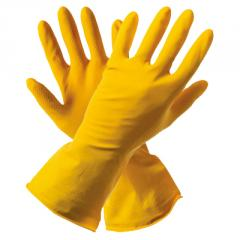 Economic rubber gloves (China)